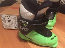 Kids ski boots Dalbello CX-1 size 10 UK for 5-6 yo Allambie Heights Manly Area Preview