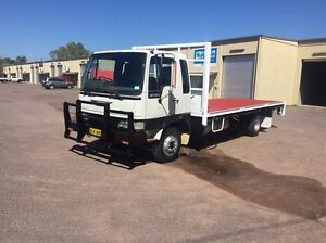Hino truck 6mtr tray top 1994 Gray Palmerston Area Preview