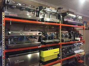Commercial Coffee Machines And Grinder Showroom Warehouse Marrickville Marrickville Area Preview