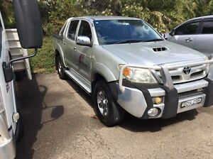 Toyota Hilux 4x4 SR5 West Ryde Ryde Area Preview