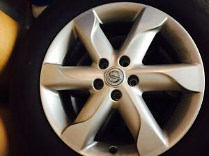 2011 NISSAN MURANO 18' Alloy Wheels & tyres Campbelltown Campbelltown Area Preview