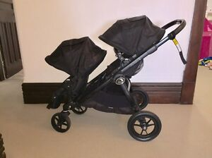 City Select Baby Jogger twin double pram Neutral Bay North Sydney Area Preview