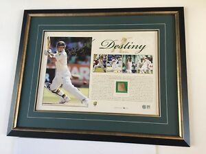 "Signed Phil Hughes "" Destiny "" print Darch Wanneroo Area Preview"