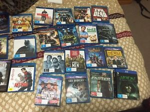 Blu Ray DVDs New Lambton Newcastle Area Preview
