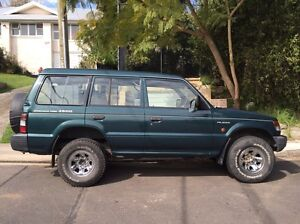 Mitsubishi Pajero 97' GLX  2.8 turbo diesel Chatswood Willoughby Area Preview