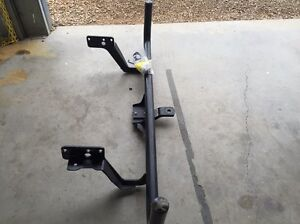 Toyota hiace tow bar Wy Yung East Gippsland Preview