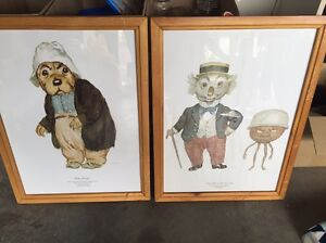 Magic pudding/wombat prints $20 Shortland Newcastle Area Preview