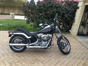 Harley Davidson 2008 Softail Darch Wanneroo Area Preview