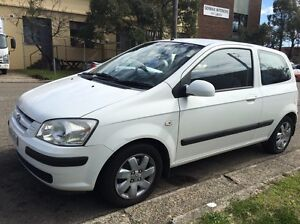 2005 hyundai GETZ Greenacre Bankstown Area Preview