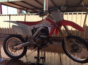 2014 crf450r South Hedland Port Hedland Area Preview