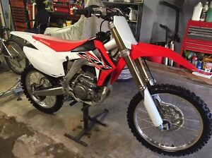 Honda Crf250r Curl Curl Manly Area Preview