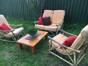 Cane outdoor setting Warwick Joondalup Area Preview