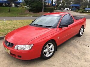 Holden Commodore VY S Ute 2003 Auto Kellyville The Hills District Preview