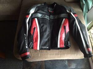 IXON ladies leather motorbike jacket Gordon Tuggeranong Preview