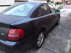 Audi A4 urgent sale 2000 model turbo unregistered Regents Park Auburn Area Preview