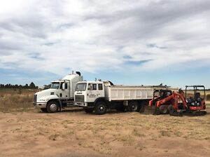 Collins earthmoving and haulage Mannum Mid Murray Preview