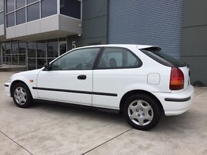 1998 Honda Civic CXI - FULL LOG BOOKS, IMMACULATE Newcastle Newcastle Area Preview