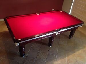 B&K Professional 8x4 Billiard Table New Gisborne Macedon Ranges Preview