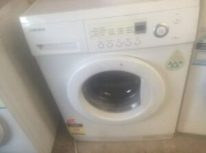 Samsung front loader washing machine comes with warranty Forrestdale Armadale Area Preview