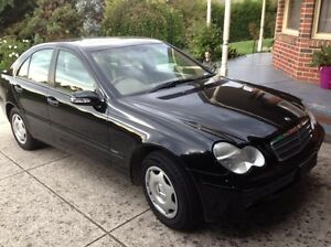 Mercedes C180 2002 Wonga Park Manningham Area Preview