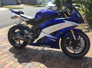 2011 Yamaha R6 Surfers Paradise Gold Coast City Preview
