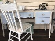 Stunning antique Hamptons inspired dressing/hall table Boonah Ipswich South Preview