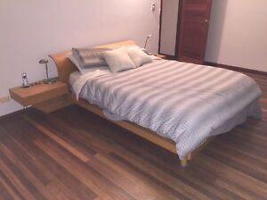 Bed , queen size Woronora Sutherland Area Preview