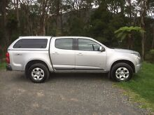 RG 2012 Holden Colorado LX MY13 Crew Cab 4x4 6 speed Auto & LTZ Wheels Montrose Yarra Ranges Preview