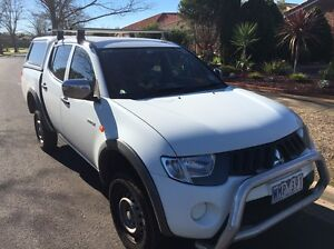 Priced to sell!! Great tradie vehicle! 2008 Mitsubishi Triton Brookfield Melton Area Preview