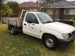 Cheap 2005 Hilux runs well Picnic Point Bankstown Area Preview