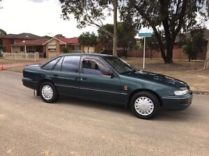 1995 Holden commodore vs 5months rego low kms Liverpool Liverpool Area Preview