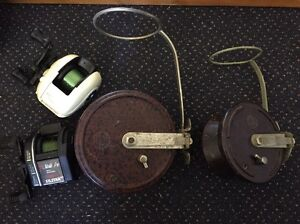 OLD FISHING REELS Ulverstone Central Coast Preview