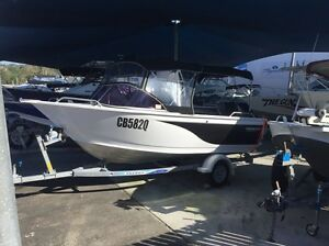 4.7 procraft runabout 60 hp Warner Pine Rivers Area Preview