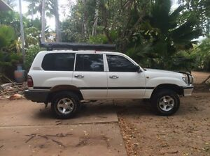 Toyota Landcruiser 2003 Broome Broome City Preview
