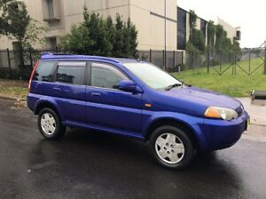 2000 Honda HRV 4x4 Auto 4months rego low kms Liverpool Liverpool Area Preview