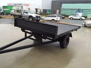 Aluminium trailer heavy duty as new condition Mitchell Gungahlin Area Preview