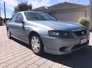 FORD FALCON BF SR 2008 Cloverdale Belmont Area Preview