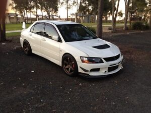 Evo 9 SE front bar canards / splitters Wetherill Park Fairfield Area Preview