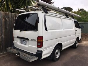 Toyota Hiace 2003 Petrol 2.4l Rowville Knox Area Preview