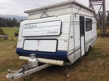 16FT Jayco Pop Top Van with Annex. Launceston Launceston Area Preview
