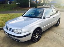 Volkswagen Golf Cabriolet 2002 Manual Kellyville The Hills District Preview