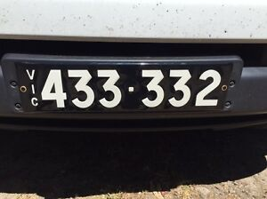 Victorian heritage style number plates Mount Martha Mornington Peninsula Preview