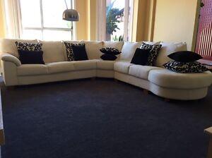 Imported Italian Macro Suade Corner Lounge Robina Gold Coast South Preview
