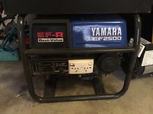 Generator Yamaha Como South Perth Area Preview