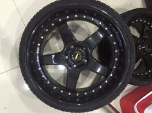 20 inch mc racing wheels Cecil Hills Liverpool Area Preview