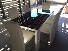7 piece table and chairs New Farm Brisbane North East Preview