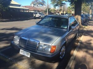 Mercedes  coupe 1990 300 CE -24 Glenelg Holdfast Bay Preview