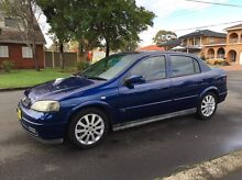2004 Holden Astra TS CDX Auto 6months rego Liverpool Liverpool Area Preview