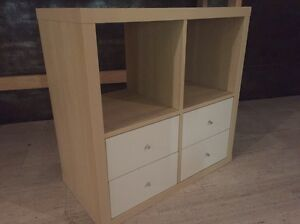 Small Bookcases with draws - urgent sale wanted $110 for 2 Bondi Beach Eastern Suburbs Preview