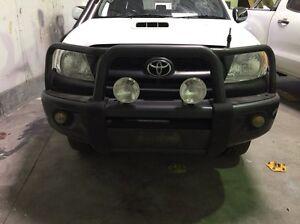 Toyota Hilux BULLBAR *CHEAP* Bankstown Bankstown Area Preview